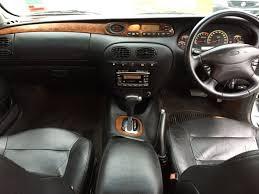 Ford Falcon Xr6 Interior Curbside Classic 1998 2002 Ford Au Falcon U2013 Proven Mechanicals