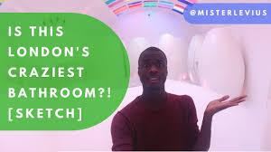 london sketch bathroom tour youtube