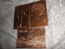 kopper kard postcards postcards kopper kard engraving on copper florida hot air