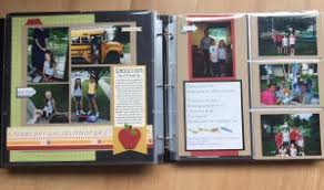 Pocket Pages Catching Up On Scrapbooking With Binders And Pocket Pages Memory