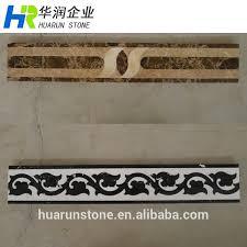 marble flooring border design factory direct sale flooring