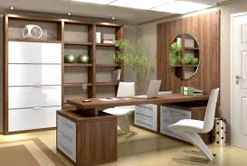 Ikea Office Furniture Filing Cabinets Home Office Modern Transitional Desc Executive Chair Brown
