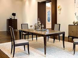 furniture modern japanese style dining room ideas with white table