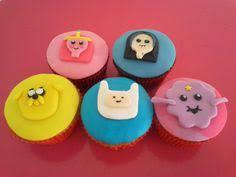 hora de aventura cupcakes pesquisa google cupcake pinterest