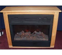 Amish Electric Fireplace Heat Surge Electric Fireplace Model Adl 2000m X In Amish Cabinet