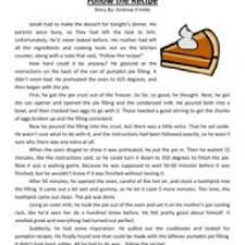 fifth grade reading comprehension worksheets page 2 of 5 have
