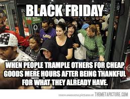an anti anti black friday rant elephant journal