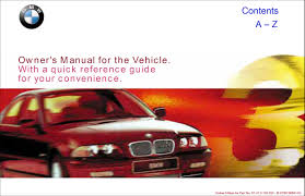 bmw manuals bmw 323i 328i sedan 2000 owner u0027s manual