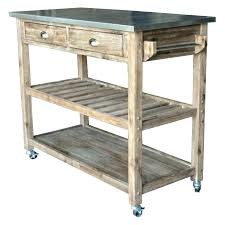 kitchen island table on wheels butcher block table on wheels kitchen island metal size of for