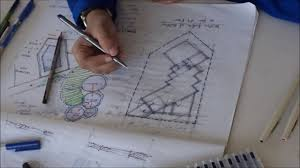 how to find floor plans for a house how to develop architectural concept design for a house or