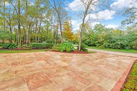 Concrete Patio Resurfacing Products by Resurface Your Concrete Pool Deck With Carvestone By Allied