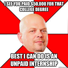 College Degree Meme - i see you paid 50 000 for that college degree best i can do is an