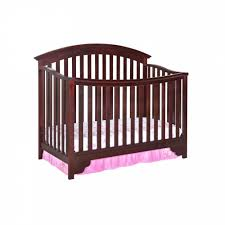 Black Convertible Crib Delta Children Black Cherry Espresso Sonoma 4 In 1 Convertible