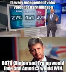 Gary Johnson Memes - libertarian gary johnson for president 2016 bill weld vice