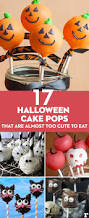 cake pops halloween recipe