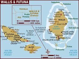 map of wallis u0026 futuna