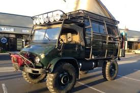 mercedes unimog for sale usa classified of the week 1965 unimog 4x4 for sale