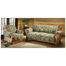 Loveseat Recliners Furniture Mossy Oak Recliner For Added Appeal And Comfort