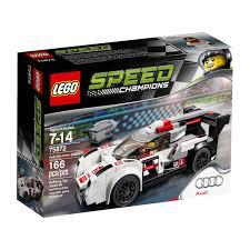 lego speed champions audi r18 e tron quattro 75872 toys