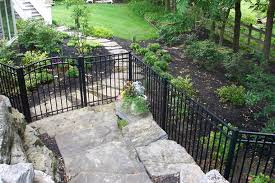 ornamental aluminum iron fences cardinal fence supply inc