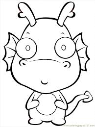 cartoon dragon coloring pages cartoon coloring pages cartoon