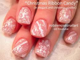 silver 2013 and red for christmas nail design sbbb info