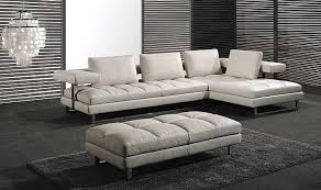 italian leather sofas contemporary awesome italian leather sofa in contemporary grey set with