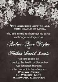 Snowflake Wedding Invitations Printable Winter Snowflakes Wedding Invitations By Warmtidings