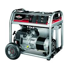 briggs u0026 stratton 6 000 watt gasoline powered portable generator