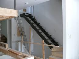 Ibc Stair Design Prefab Metal Stair Stringers Easy Metal Stair Stringers Ideas