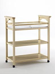 natural wood changing table amazon com graco lauren dressing table natural discontinued by