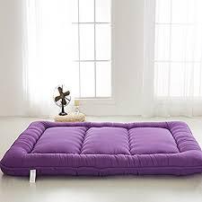 amazon com grey futon tatami mat japanese futon mattress cheap