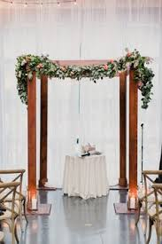 wedding arch nyc denver chuppah colorado wedding arch rental ceremony floral