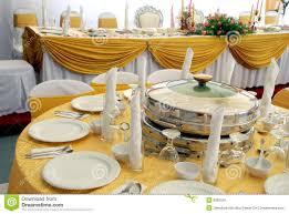 table setting royalty free stock image image 6062526