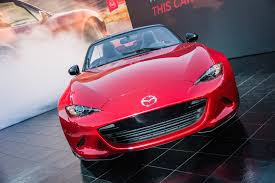 mazda small cars 2016 2016 mazda miata new roadster highlights low sales of two
