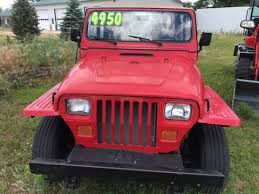 jeep wrangler for sale wisconsin used jeep wrangler 5 000 in wisconsin for sale used cars