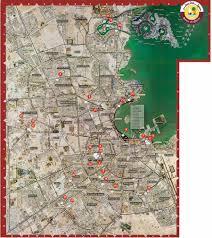 Doha Map Negri Architecht Works In Doha
