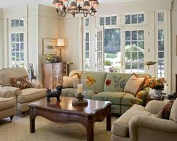 sophisticated country living room decor design ideas