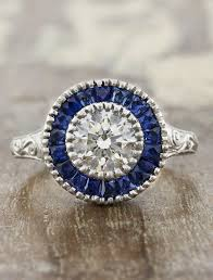 sapphire halo engagement rings 24 best blue sapphire engagement rings images on blue