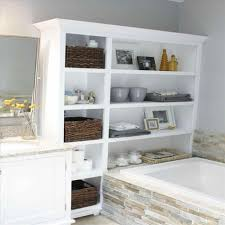 bathroom built in storage ideas wpxsinfo