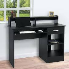 Small Computer Desk With Drawers Office Desk Affordable Office Desks Modern Corner Home Computer