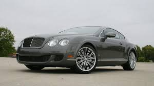 bentley 2002 bentley series 51 continental gt speed what i drove last night