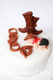 cowboy baby shower cake topper boy cowboy boots cake topper