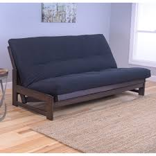 decorating lyra gray mid century modern futon couch for home