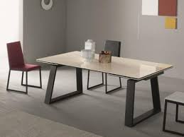 Delighful Modern Dining Room Table Size Of Adorable White And - Modern dining room tables