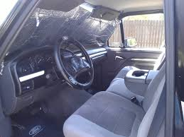 Ford F150 Truck Seats - 1993 flareside 40 20 40 seats finally installed ford f150 forum