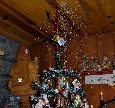snowing machine snowing christmas tree let it snow machine 09040