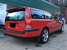 2004 volvo v70r 49 000 miles manual transmission
