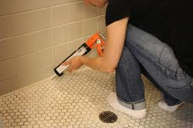 learn how to re caulk your bathroom how tos diy realie