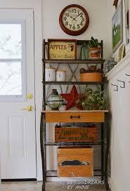 Bakers Racks For Kitchens Best 25 Farmhouse Bakers Racks Ideas On Pinterest Industrial